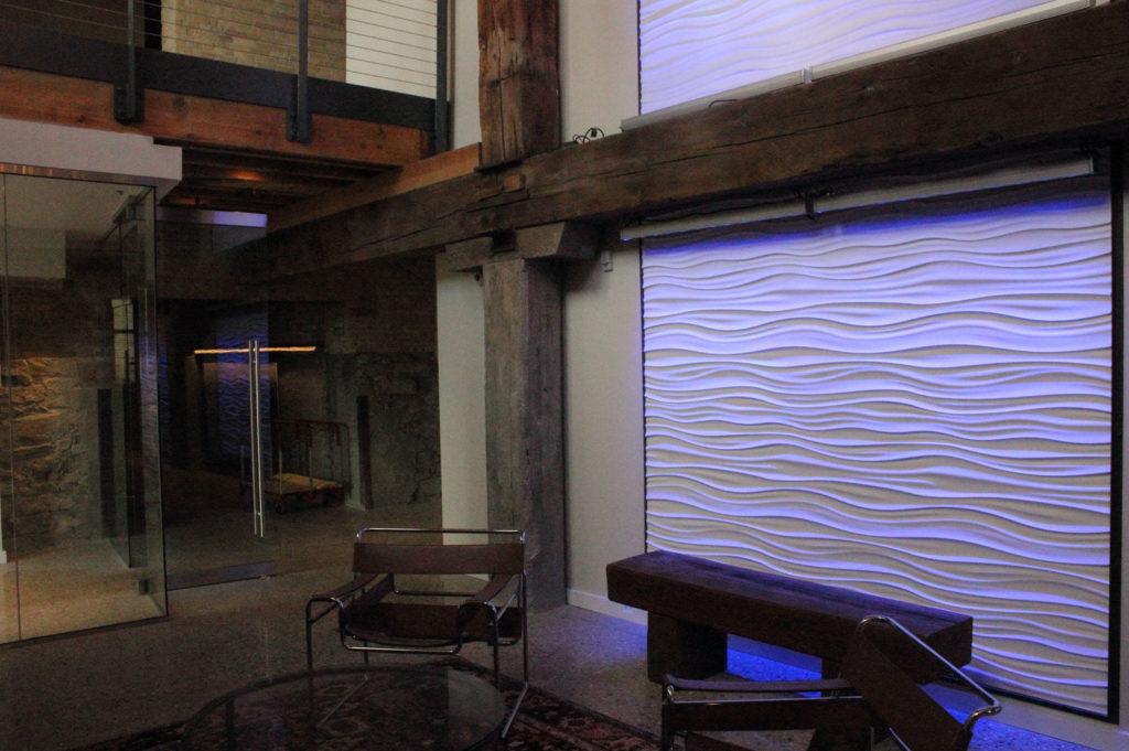 Beam House Lobby