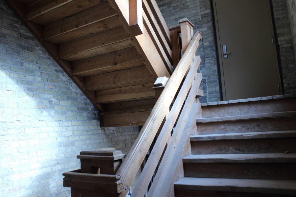 Beam House Stairs