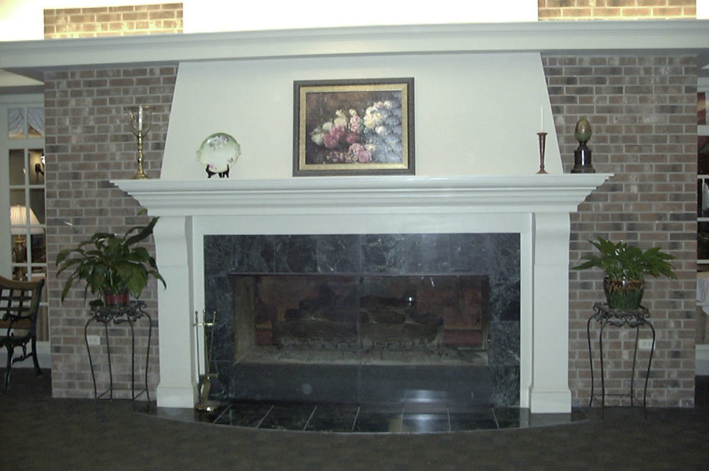 Alexian Fireplace