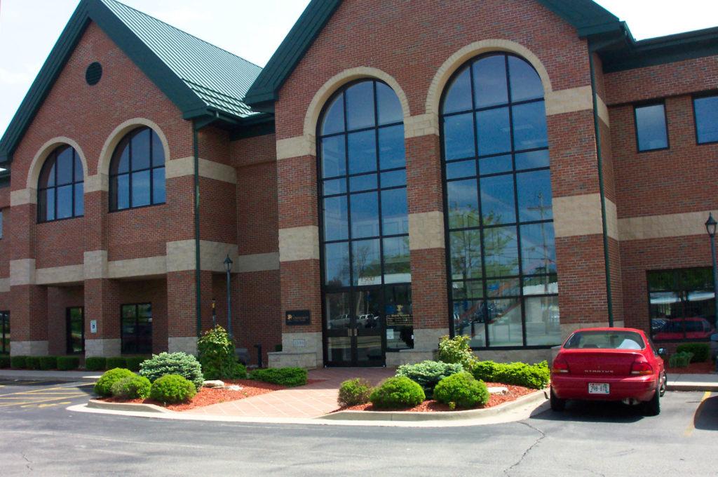 Community Bank Exterior