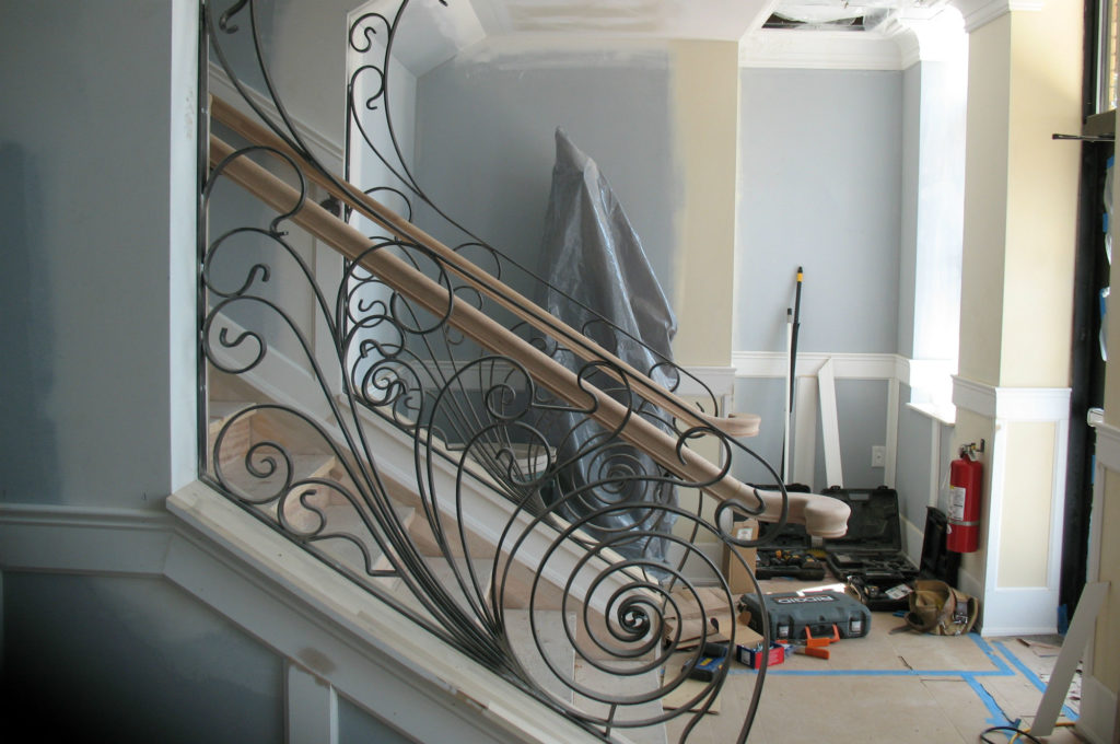 Residential Brown Staircase 2