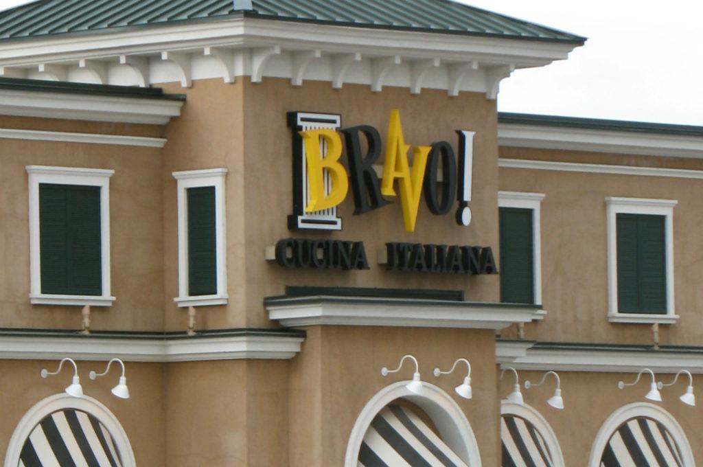 Bravo Cucina Italiana Store Front