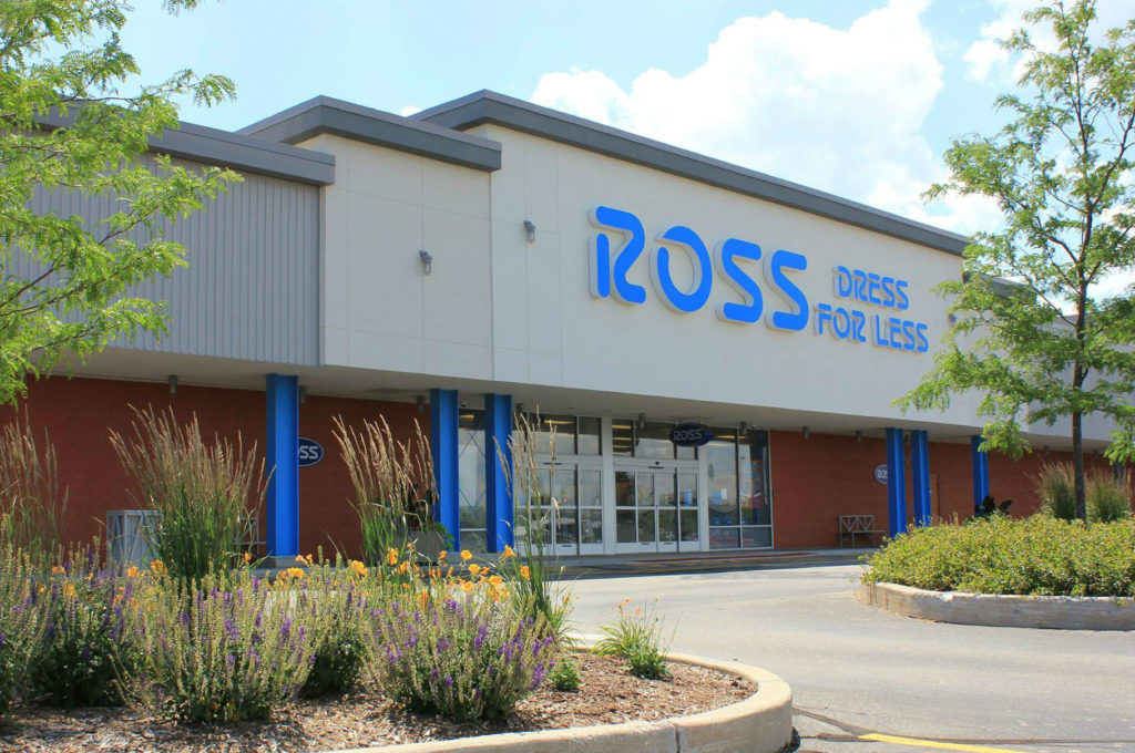 Ross Dress For Less Store Front